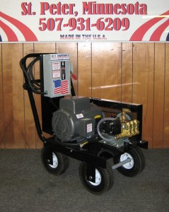 3000 PSI 4 GPM Electric Cold Cart