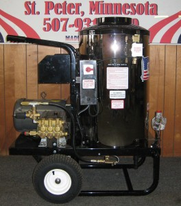 4000 PSI 4 GPM LP/Natural Gas