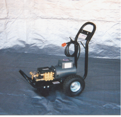 1000 PSI 3 GPM Electric Cold Cart No Reel
